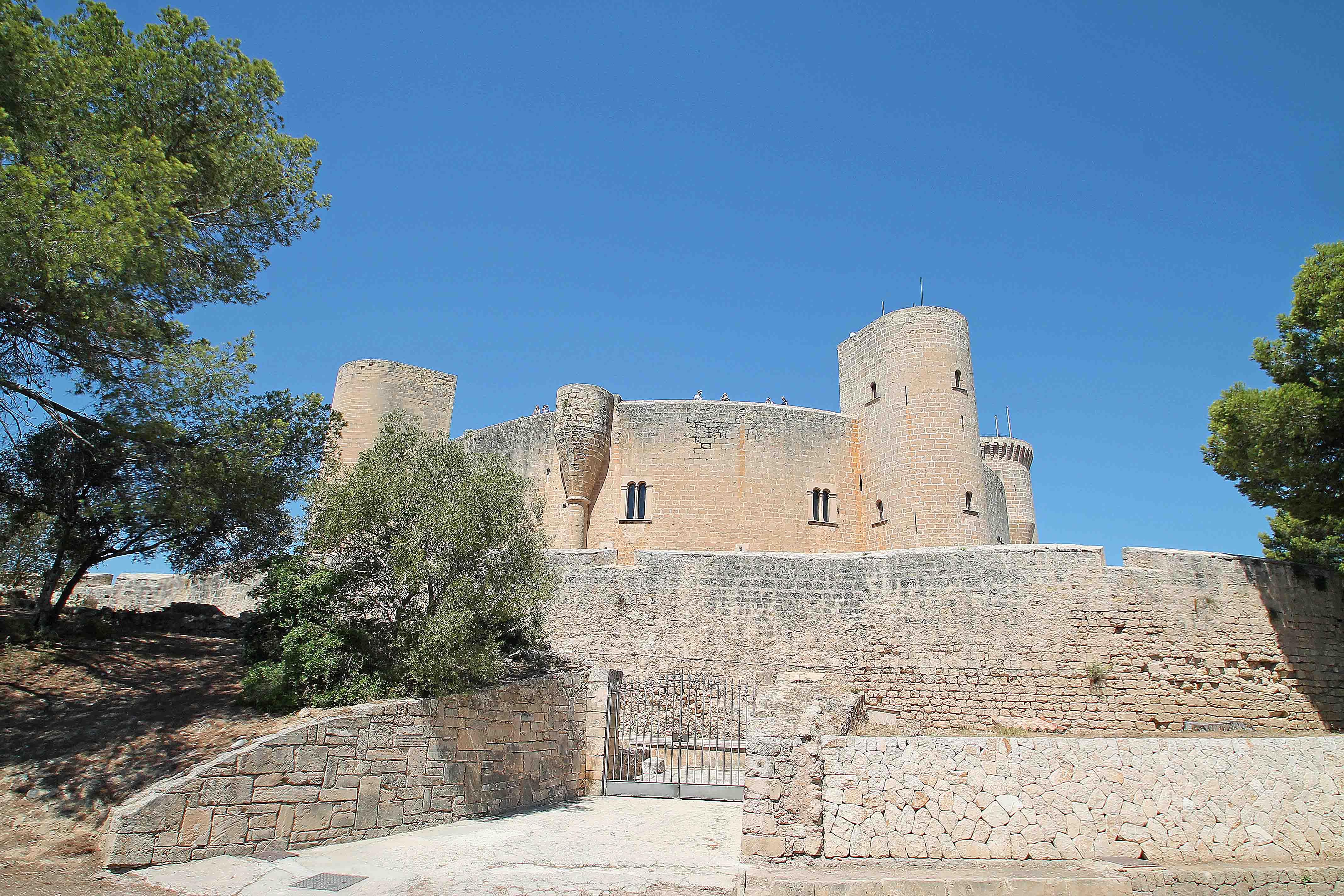 1-castell-de-bellver-burg-von-bellver-bellver-castle-palma-de-mallorca