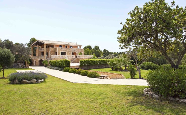 Mallorca long term rent: Amazing country home in Santa Maria