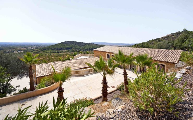 Mallorca long term rent: Luxury country home in Alaro