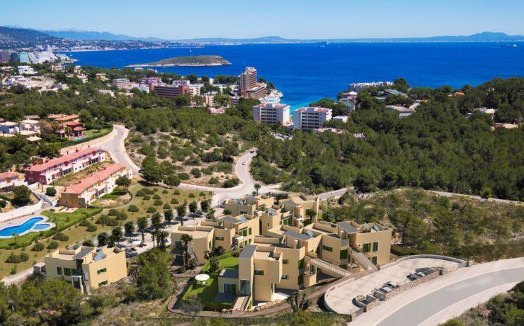 CALA VINYAS HILLS – residence close to the beach