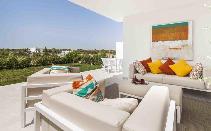 Wundervolle Neubau Gartenwohnung in Cala D`Or
