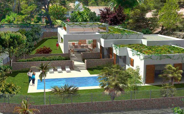 Exklusive Neubau-Villa in Sol de Mallorca