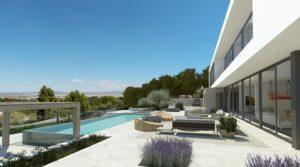 Atemberaubende Villa in zeitgenössichem Stil Son Vida