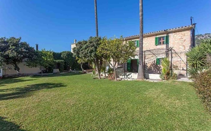 Beautiful property in Capdella Mallorca Southwest
