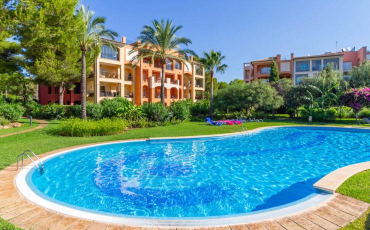 Prestigious spacious apartment Santa Ponsa