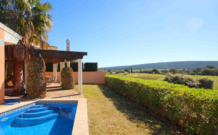 Wonderful villa at the Santa Ponsa golf course