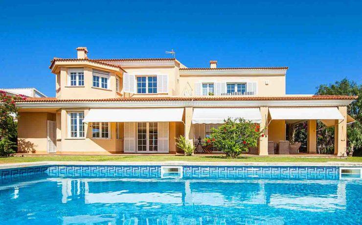 Klassische Villa mit Vermietlizenz Sa Torre