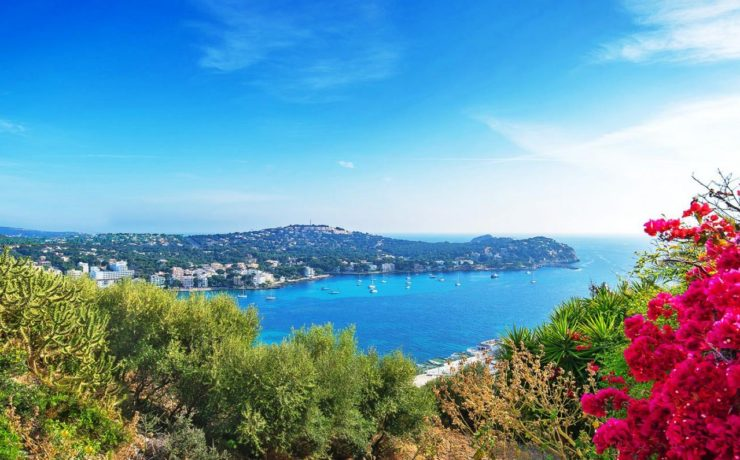 Unique building plot in Santa Ponsa in dream location