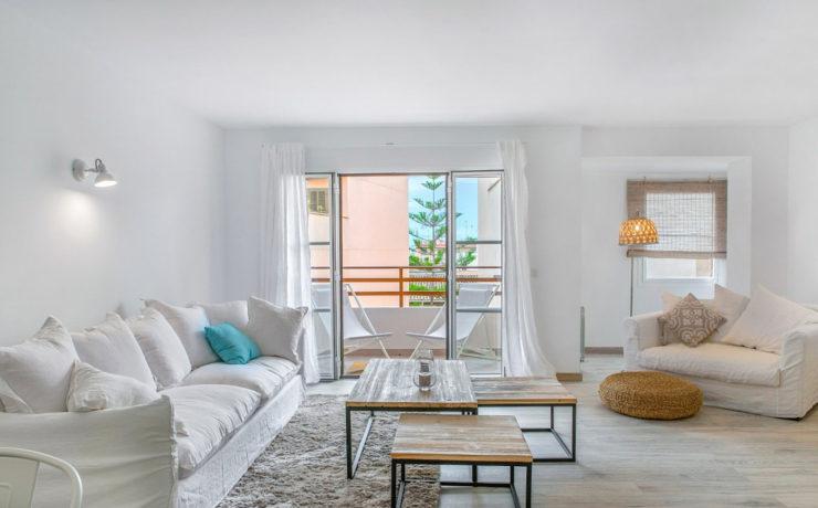 Herrliche renovierte Wohnung in Santa Catalina