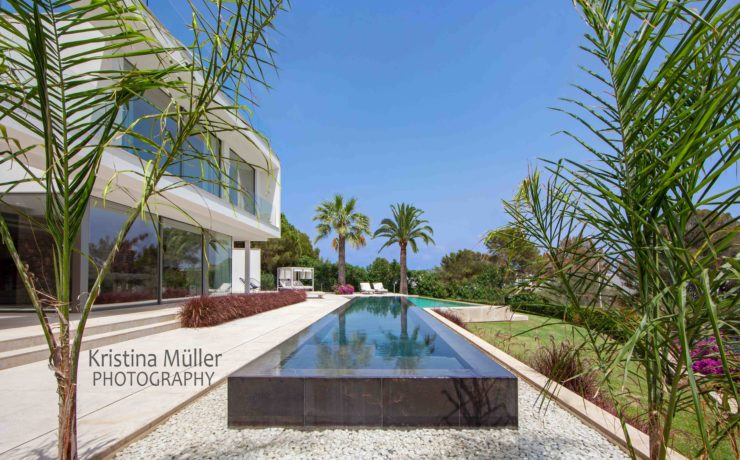 Designer Villa with brilliant sea views Sol de Mallorca