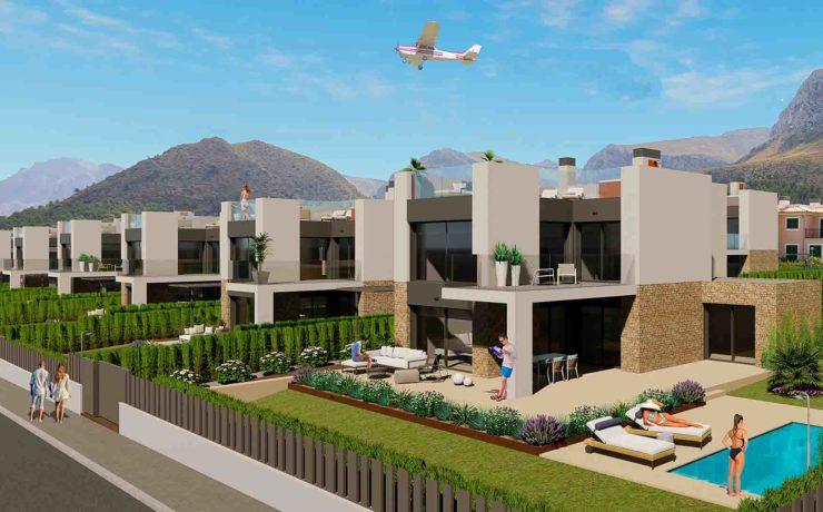 SANT PERE COLLECITON-New villas in Colonia de Sant Pere