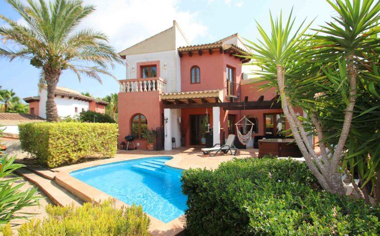 Mediterranean style villa in Las Abubillas II Santa Ponsa