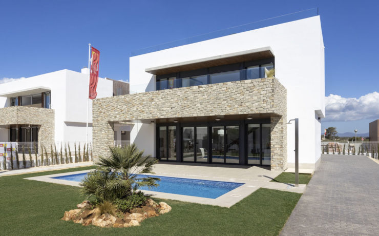 Stunning new villa close to the beach Sa Rapita
