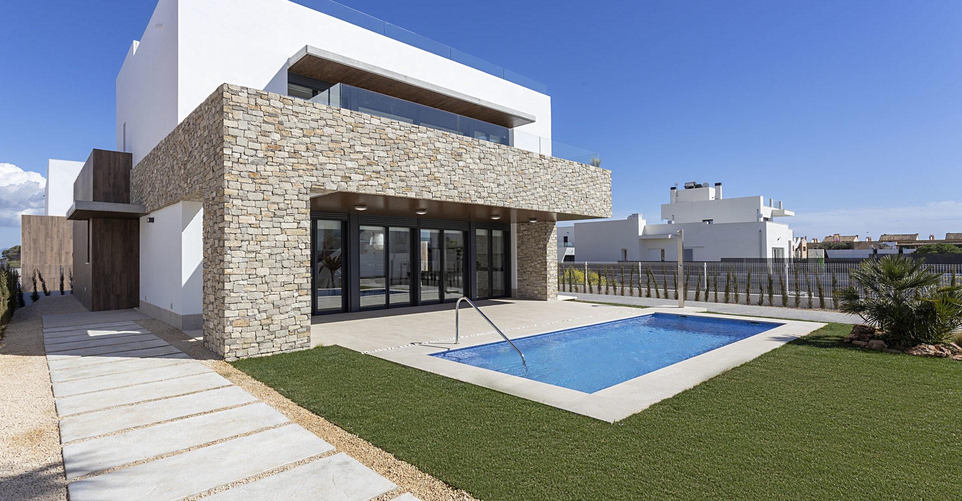 Fabulous villa Sa Rapita : New construction