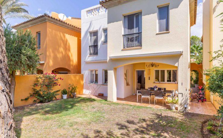 Long term rent: Villa in Las Abubillas I Santa Ponsa