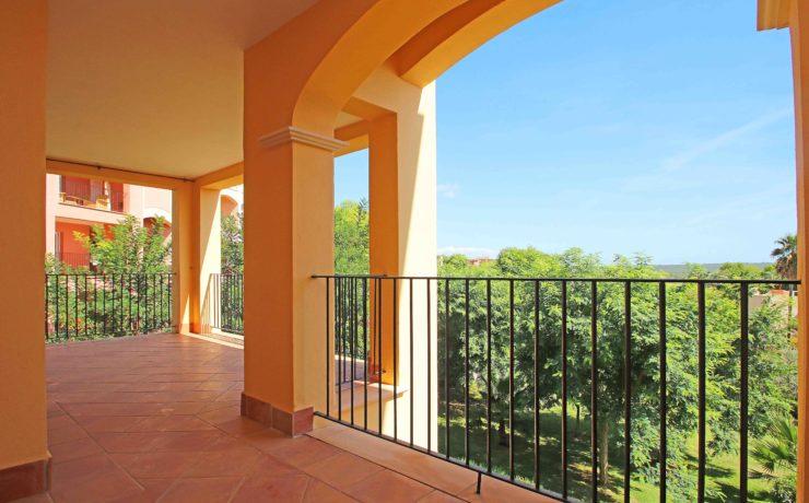 Luxus-Wohnung in Santa Ponsa in Golfresidenz