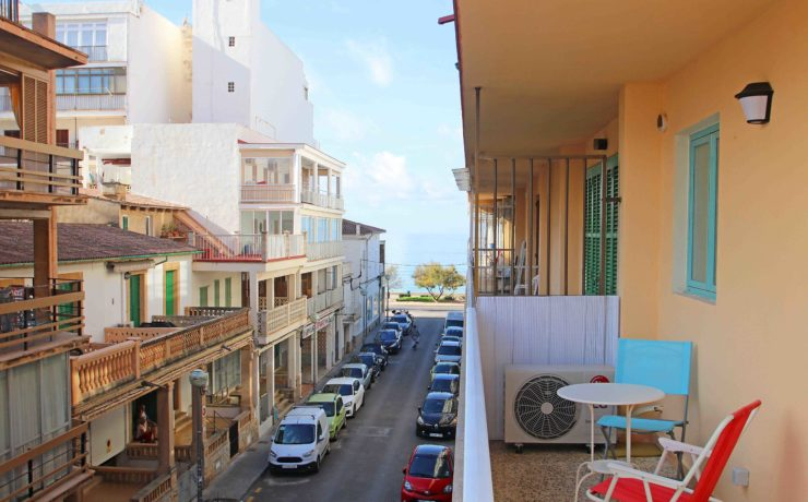 Ideal holiday apartment in S`Arenal
