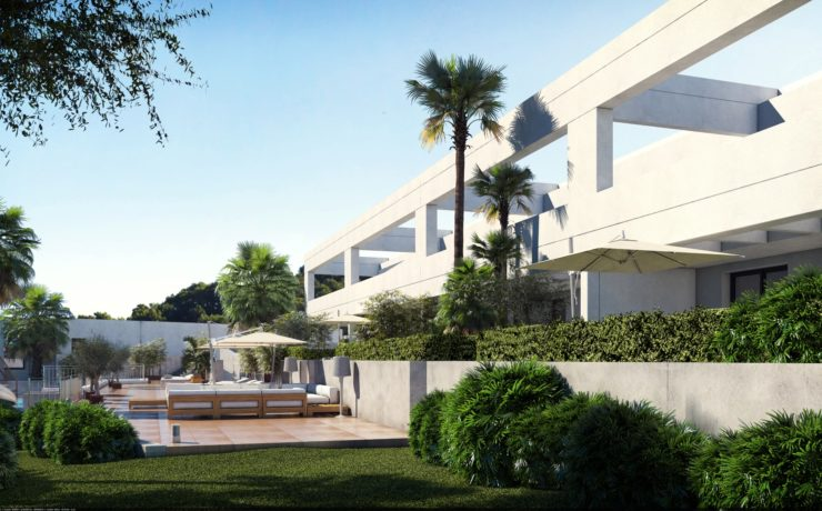 Brand new spacious townhouse in Cala Vinyas