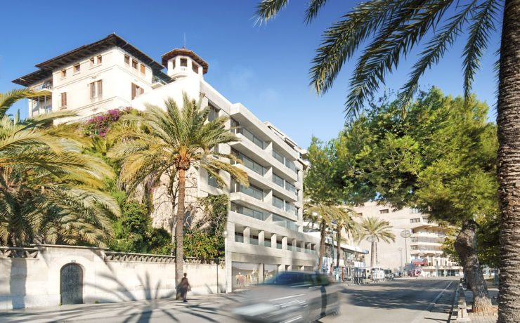Luxury new apartment in prime location Palma