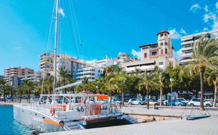 Luxury new penthouse Paseo Marítimo Palma
