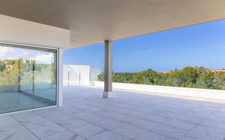 Stunning penthouse Santa Ponsa Port Adriano