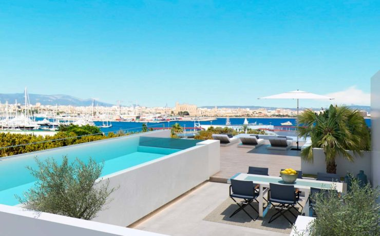 Palma prime location: Outstanding luxury flats