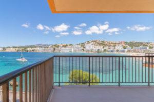 X2 wohnung in erster meereslinie saniert santa ponsa reformed first sea line apartment santa ponsa