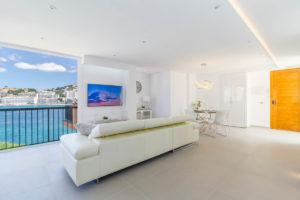 X7 wohnung in erster meereslinie saniert santa ponsa reformed first sea line apartment santa ponsa