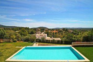 0014 Villa in Bunyola - chalet en Bunyola