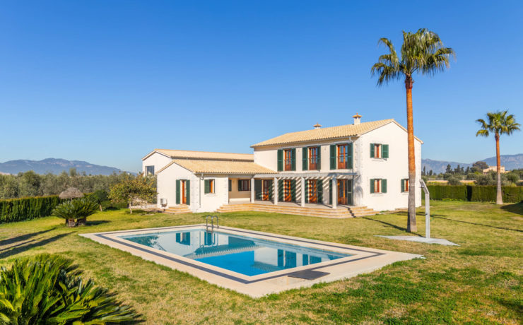 New country house close to Palma Son Ferriol