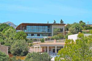 001 Villa in Bunyola - chalet en Bunyola