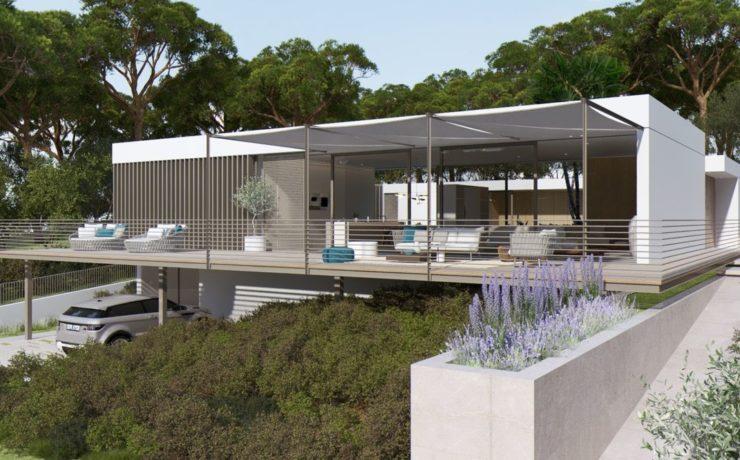 Outstanding newly built luxury villa in Santa Ponsa
