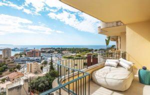 13 bonanova palma penthaus mit meerblick penthouse with sea view atico con vista al mar.