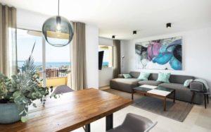 3 bonanova palma penthaus mit meerblick penthouse with sea view atico con vista al mar.