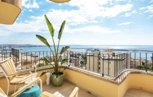 14 bonanova palma penthaus mit meerblick penthouse with sea view atico con vista al mar.