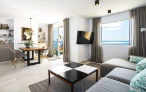 2 bonanova palma penthaus mit meerblick penthouse with sea view atico con vista al mar.