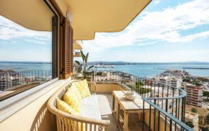 11 bonanova palma penthaus mit meerblick penthouse with sea view atico con vista al mar.