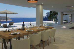 01 cala vinyas luxus villa in erster meereslinie ocean front villa in cala vinyas for ale