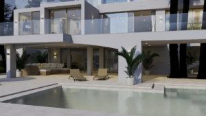 11 cala vinyas luxus villa in erster meereslinie ocean front villa in cala vinyas for ale