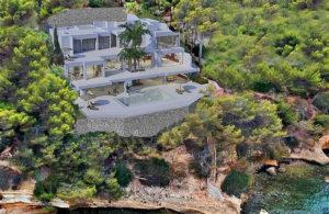 05 cala vinyas luxus villa in erster meereslinie ocean front villa in cala vinyas for ale