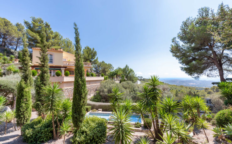 Country house with excellent views Calvia Son Font