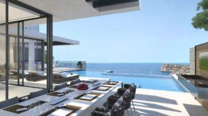 03 luxus villen projekt puerto andratx modern villa project puerto andratx chalet de lujo port andratx
