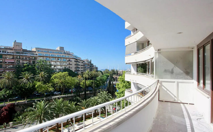 Reformed luxury apartment in best location Palma